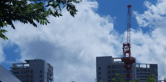 東京のマンション